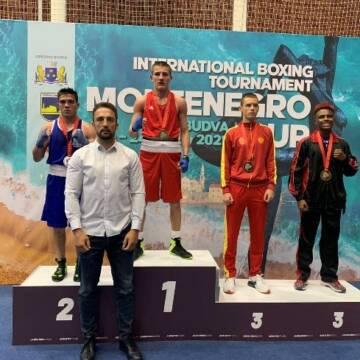 Двоє юних вінничан здобули золоті нагороди на міжнародному турнірі з боксу