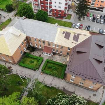 У Вінниці оновлюють будівлю третьої лікарні
