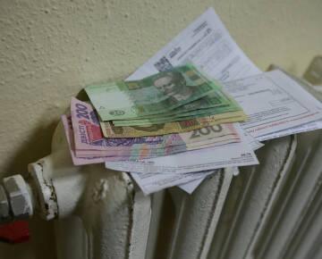 Вінничани заборгували майже 150 мільйонів гривень за тепло та гарячу воду