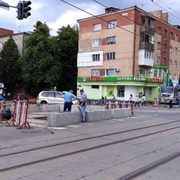 У Вінниці проводиться реконструкція тепломереж  по вулиці Келецькій