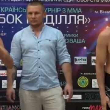 У турнірі зі змішаних єдиноборств у Вінниці взяло участь понад три сотні спортсменів