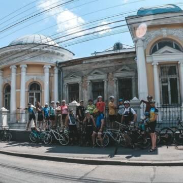 Вінничан запрошують на екскурсію містом на велосипедах