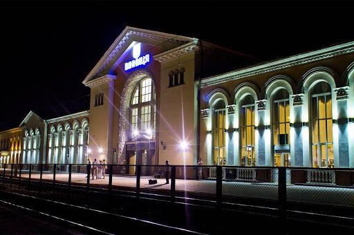У Вінниці передадуть в оренду частину залізничного вокзалу