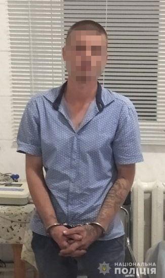 На Вінниччині затримали чоловіка, який пограбував пенсіонерку