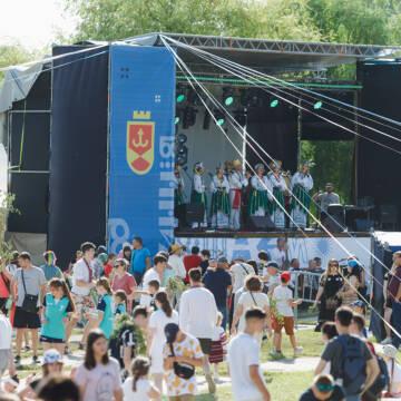 Сотні вінничан зібрались на святкування Івана Купала