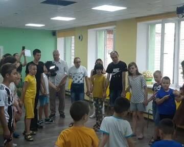 У Вінниці запрацював табір для людей з особливими потребами