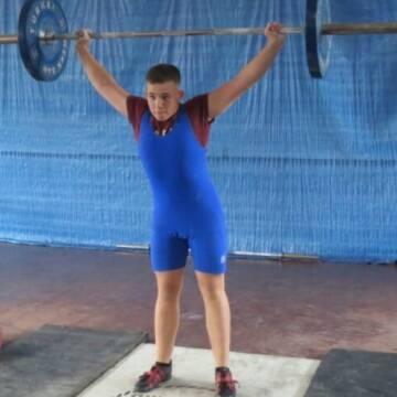 У Вінниці відбувся чемпіонат області з важкої атлетики