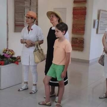 У Вінниці відкрили виставку відомої художниці