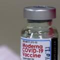 Вінниччина отримала 2500 доз вакцини Moderna