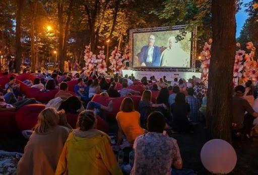 Сьогодні у Вінниці відбудеться кінопоказ просто неба