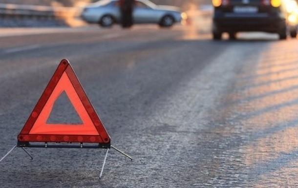 На Вінниччині водій втік з місця ДТП
