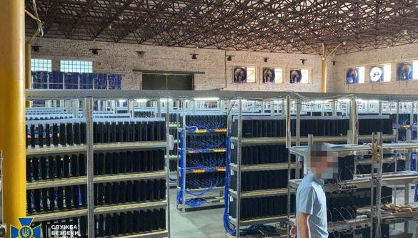 У Вінниці викрили найбільшу в Україні криптоферму