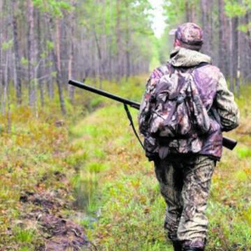 Наступного місяця на Вінниччині відкривається сезон полювання на пернату дичину та копитних