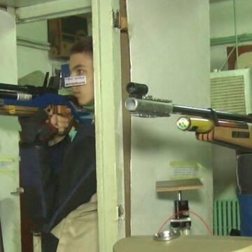 У Вінниці проходить відкритий Кубок міста з кульової стрільби