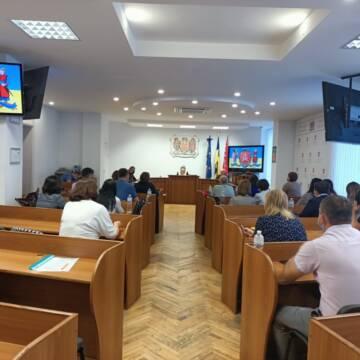 Гості з Луганщини переймали досвід муніципалітету Вінниці