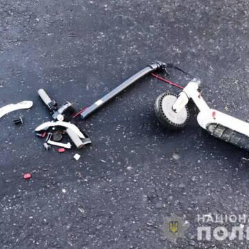 На Вінниччині під колесами автівки опинився 10-річний хлопчик