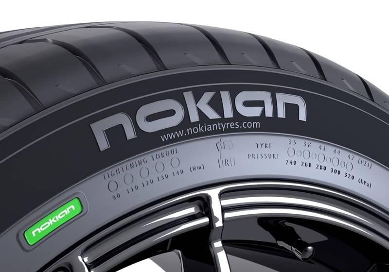 Літні шини Nokian в Tireshop