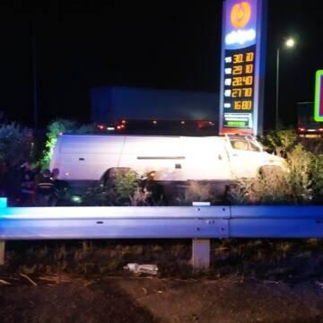 У ДТП на об'їзній Вінниці загинув водій мікроавтобуса