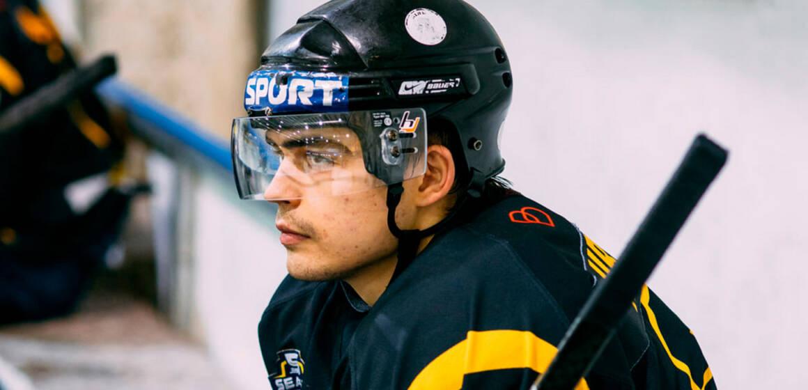 Вінницький хокеїст продовжив контракт зі своїм клубом