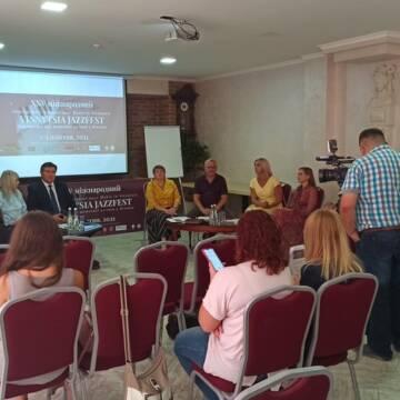 Оприлюднили програму XXV міжнародного фестивалю Vinnytsia Jazzfest-2021