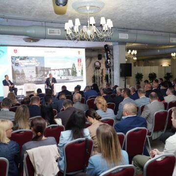 «Вінниччина – бізнес в центрі України». У Вінниці проходить VIII Міжнародний  інвестиційний форум