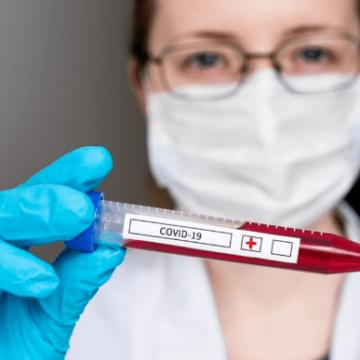 На Вінниччині зареєстровано 117 хворих на COVID-19