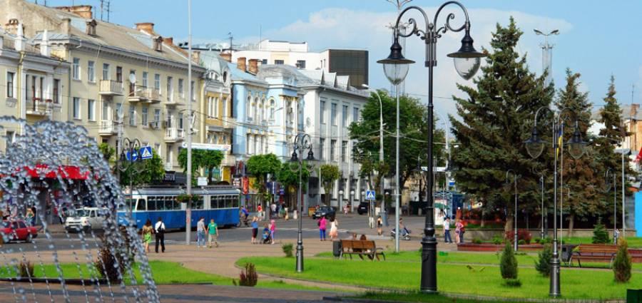 «Вінниця – найкрасивіше і найсучасніше місто», – Сергій Моргунов