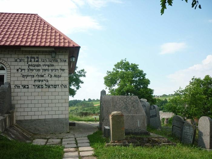 На Вінниччину приїхало близько п'яти тисяч хасидів