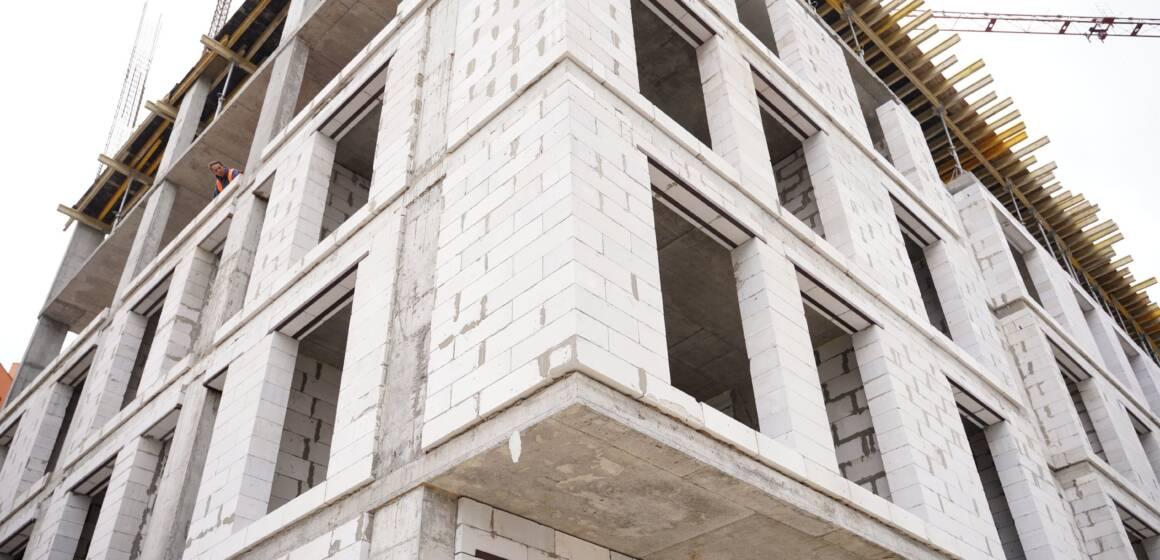 """""""Отримають житло 8 учасників АТО/ООС"""". Триває будівництво об'єкта за Програмою """"Муніципальне житло ВМТГ"""""""