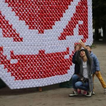 Вінниця встановила новий рекорд України