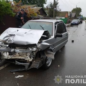 Смертельне ДТП у Вінниці