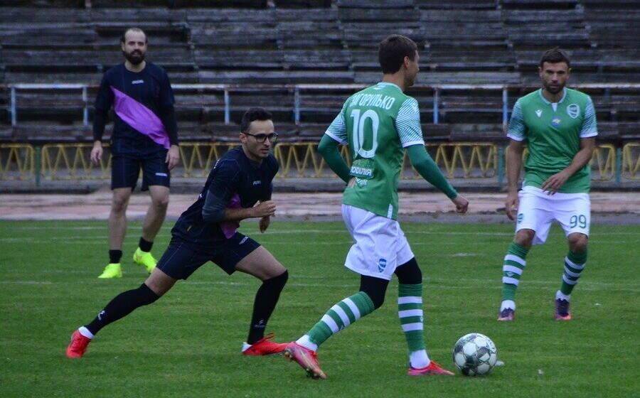 У Вінниці пройшов благодійний футбольний матч