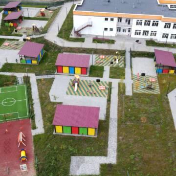 """Новий садочок на Немирівському шосе обладнали елементами """"розумний будинок"""""""