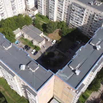 Від початку року відремонтували дахи 26-ти вінницьких багатоповерхівок