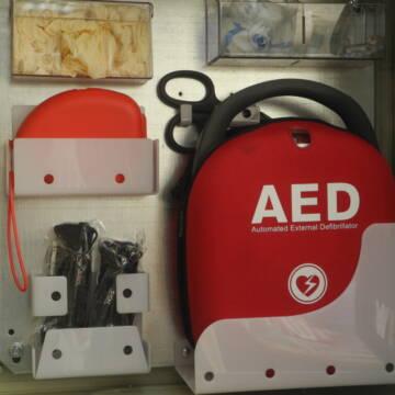 У Вінниці встановили перший автоматичний зовнішній дефібрилятор